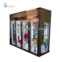 Fresh keeping cabinet flower showcase cooler / Fresh Keeping Cabinet