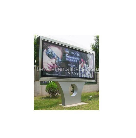 Stainless Steel AD signboard