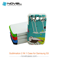 Dual Protective Phone Cover for samsung S3