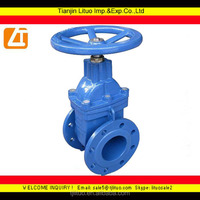 pn 16 gate valves, cast iron gate valves, ggg50 gate valve