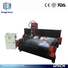 UNICH competitive price cnc router stone engraving machine1300x2500mm/cnc woodworking cutting equipment