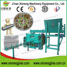 coal/palm shell/rice husk briquette machinery