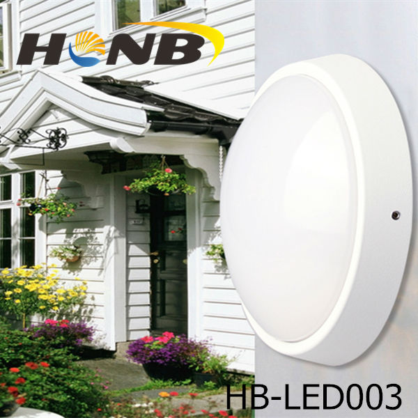 outdoor wall ip65 waterproof die casting aluminium led dome outdoor lights