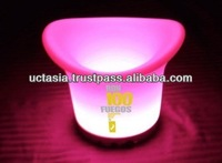 LED Party Items / Bucket / Glass / Candle