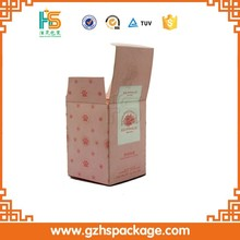 China Manufacturers Made Snap Bottom Boxes, Wholesale Printing High Quality C1s Paper Cosmetic Packaging Box