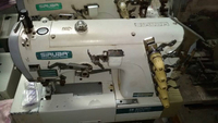Hot sale used Japan siruba cover stitch industrial sewing machines sale