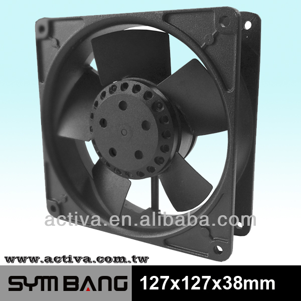 A12738M-B outdoor waterproof fan