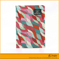 Cheap colorful printed wholesale paper notebooks wholesale