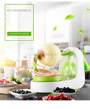 Free sample automatic Kitchen vegetable and fruit Tool Apple Pear peeler in Stock