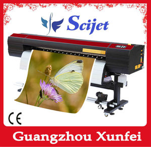 5feet digital printing machine vinyl wrap printer