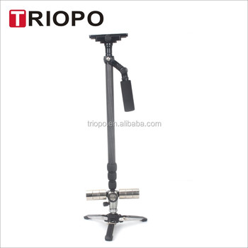 TRIOPO T-28043-Carbon Fiber Steadycam Handheld Stabilizer For DSLR Camera DV