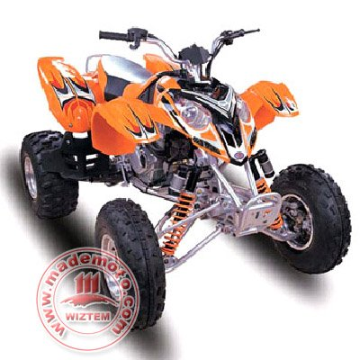 Off Road 4-Stroke Engine Quads Bike with 300CC Displacement WZAT3003 EPA