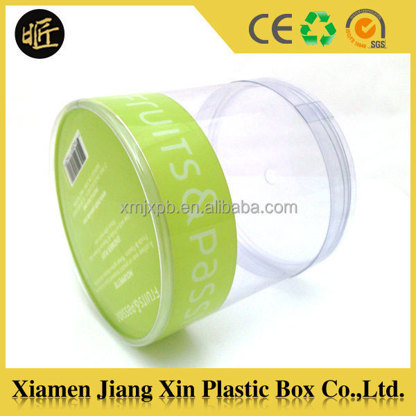 PET TUBE Packaging GOLF Ball box