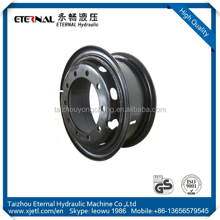 China supplier supply heavy truck wheel rim from chinese merchandise