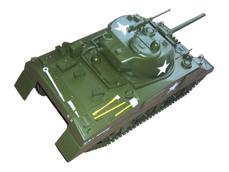 225GT601-1/6 M4 Sherman RC Tank(Gas Powered)