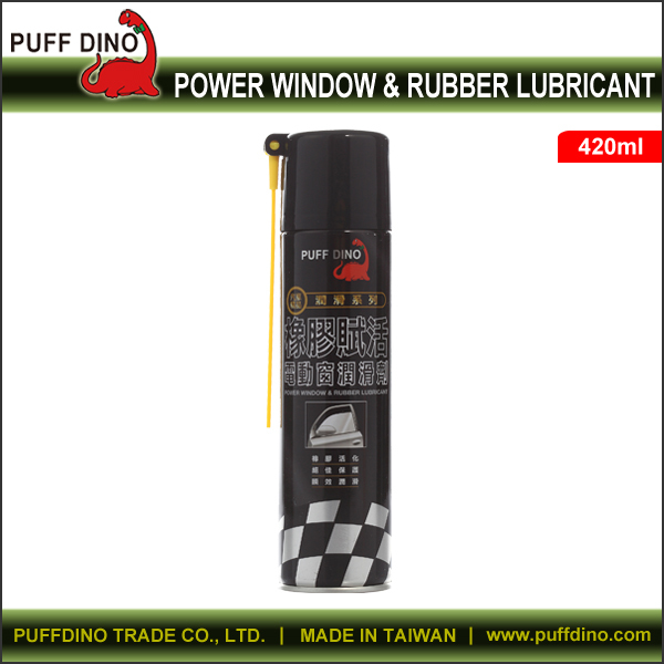 PUFF DINO POWER WINDOW & RUBBER LUBRICANT