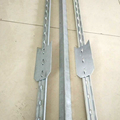 Factory direct sale hot dipped galvanized t post clip
