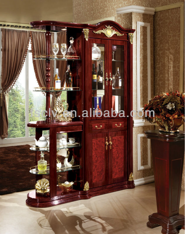 Wooden Partition dining room dividing furniture room wooden partition cabinet - buy