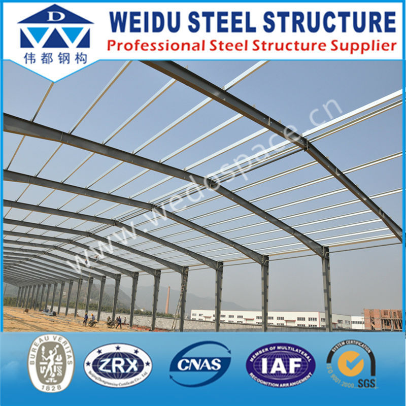 Customized Light Steel Structure Space Frame