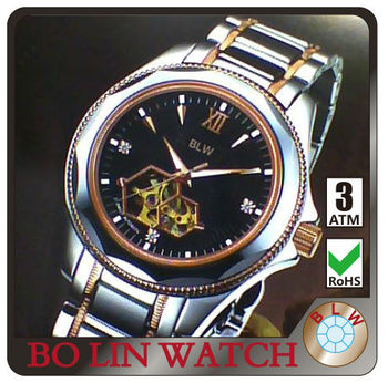 2013 men watches top brand name Classic Men Stainless Steel watch classic brand watch