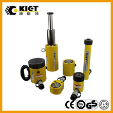 Short Stroke Adjustable Single Acting Hydraulic Jack For Construction