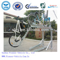 strong and durable with long service life double layer bicycle rack