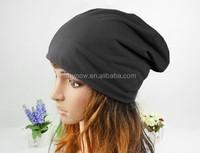 Polychrome male female dancing hip hop fashion style beanie knit hat cap