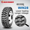 Chinese manufacturer 13R22.5 New Radial Truck Tyre