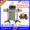Trade assurance supplier automatic induction aluminum foil sealing machine