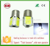 Trade Assurance led car turn light parking lamp S25 1156 1157 led cob 36smd ba15s led car turning lamp
