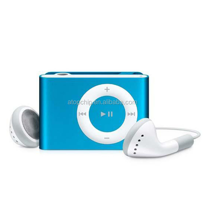 Factory price hot selling model mp3 with clip mini mp3 player No Screen
