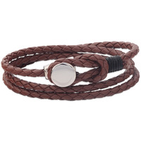 Custom Wholesale Wrap Infinity Symbol Leather Bracelet