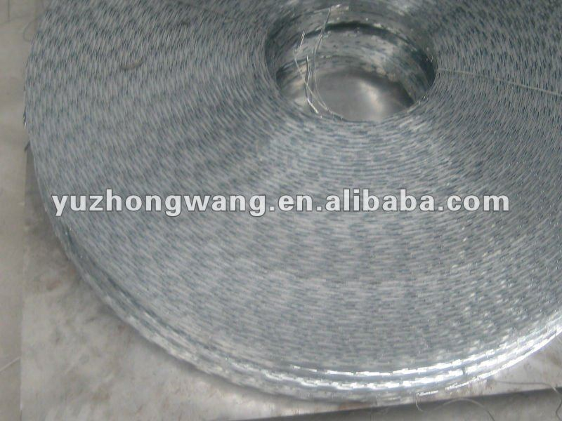 Hot Dipped Galvanized Concertina Razor Wire