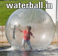 Inflatable Water Zorbing Ball