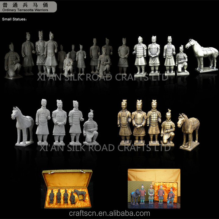 decoration terracotta warriors souvenir manufacturer