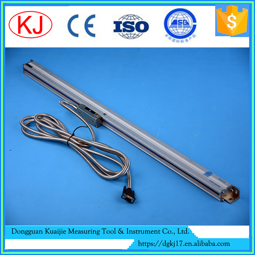 Advanced optical measuring system Digital grating linear glass scale