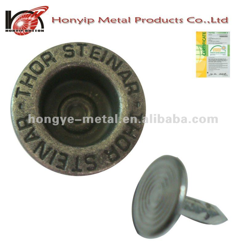 button distributor, NICKEL FREE,LEAD FREE AND 100% CORROSION FREE