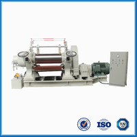Rubber Amp Plastic Machinery Open Mixing