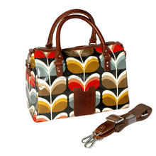 Hot sell wholesale women muticolor promotion PVC handbag for ladies