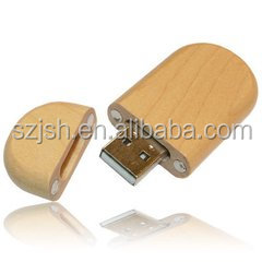 Promotional wooden USB flash drive 2GB 4GB 8GB 16GB 32GB wooden usb 2.0 flash thumb pen drive USB memory stick gifts for PC