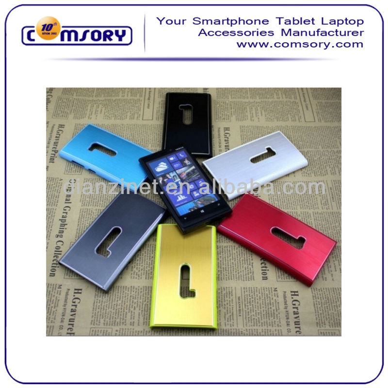 Elegant Metal Phone case Phone cover for Nokia Lumia 920 Paypal Acceptable