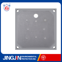 Jingjin polypropylene chamber filter plate for filter press