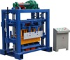 Low input cheap concrete block making machine/bricks manufacturer machine