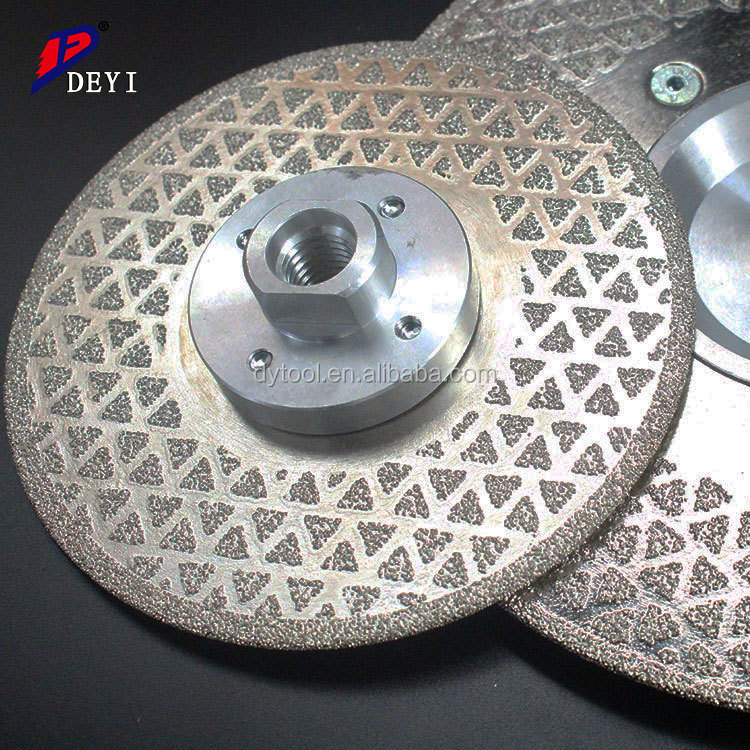 "4"" - 16"" Diamond saw blade Wet or Dry cutting marble granite concrete cutting disc"
