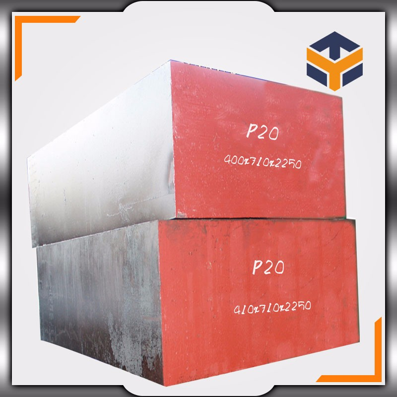 factory price 1.2311 plastic steel sheet / 2311 mould steel / P20 die steel