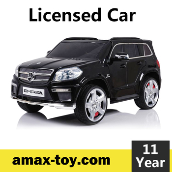 1551628-Licensed Ride on Car With Remote Control