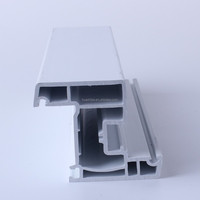 uPVC frame material for fabricators and clients