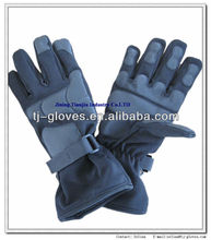 Mesh ski glove warm snow glove
