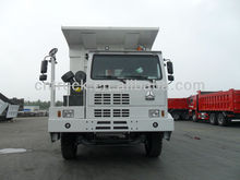 CNHTC 70T HOWO 6x4 dump truck for mine mine transportion china manufacturer