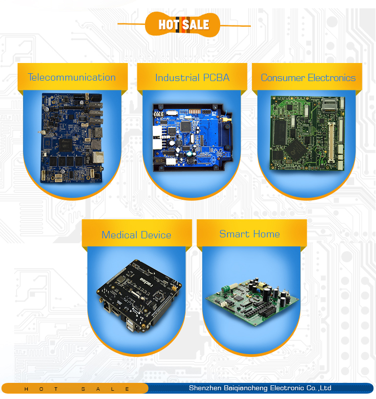 Electronic one stop PCBA manufacturer, PCB assembly contract solutions PCBA factory
